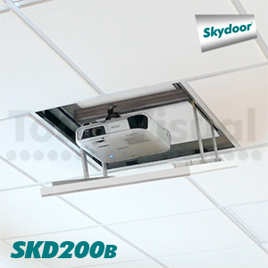 SOPORTE MOTORIZADO SKYDOOR (R) SKD200B TODOVISUAL