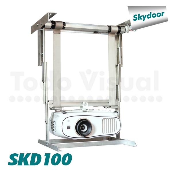 SOPORTE MOTORIZADO SKYDOOR (R) SKD100 TODOVISUAL