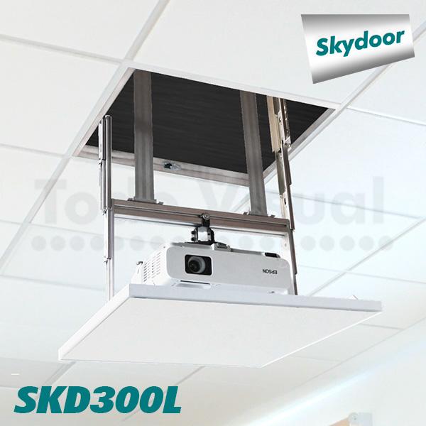 SOPORTE MOTORIZADO SKYDOOR (R) SKD300L TODOVISUAL
