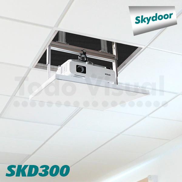 SOPORTE MOTORIZADO SKYDOOR (R) SKD300 TODOVISUAL