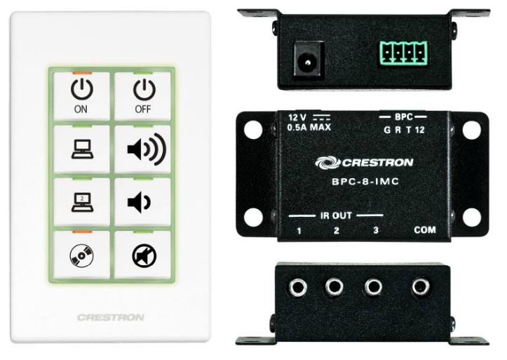 CONTROLADOR BASICO P/PRESENTACION ONCUE CRESTRON