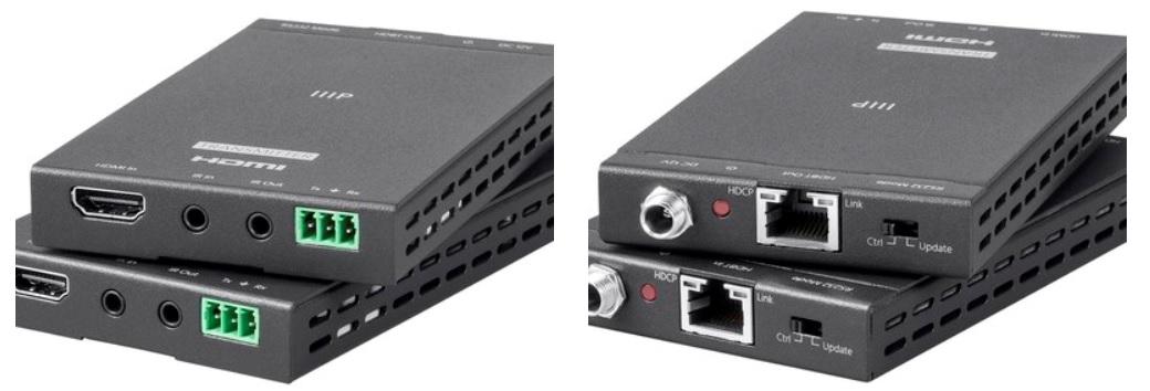 EXTENSOR HDBASET HDMI RJ45 CAT5E 70MTS GENERICO