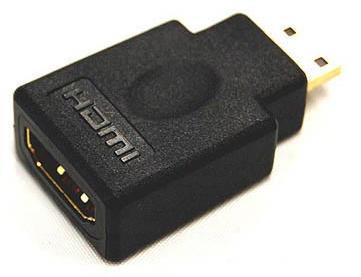 ADAPTADOR HDMI A MINI HDMI MACHO GENERICO