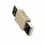 ADAPTADOR USB ''A'' MACHO A ''A'' MACHO GENERICO