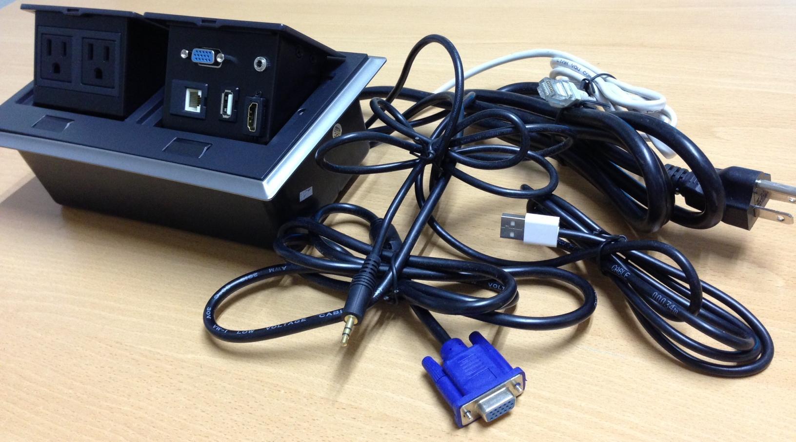 PANEL ESCR 2 AC RED VGA HDMI USB 3.5MM