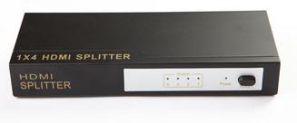 AMPLIFICADOR HDMI 4 SALIDAS