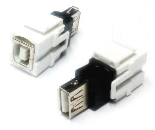 INSERTO USB B (H) - B (H)