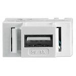 INSERTO USB A (H) CARGA 5V, 1A MANHATTAN