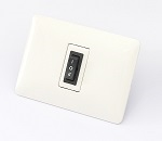 SWITCH DE PARED PARA SKYDOOR(R) TODOVISUAL