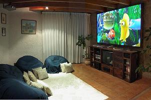 Preguntas de cine en casa todovisual mexico - Montar un cine en casa ...