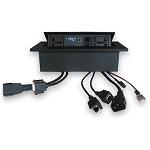 PANEL 2 CORR,2 RED,HDMI,VGA,USB Y 3.5MM