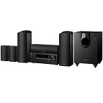 PAQUETE DIGITAL A/V 5.1 CANALES 115 WXC ONKYO